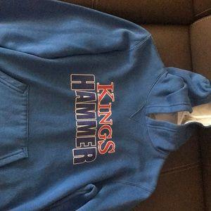 I am selling this Kings Hammer royal blue hoodie